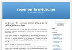 blog repenser la médecine